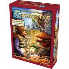 Carcassonne - Kupcy i budowniczowie (druga...