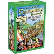 Carcassonne: Mosty, zamki i bazary (druga...