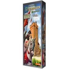 Carcassonne: Wieża (druga edycja polska)