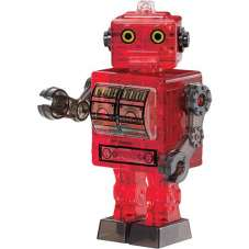 CRYSTAL PUZZLE - ROBOT CZERWONY