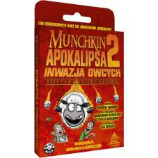 Munchkin Apokalipsa 2: Inwazja Owcych - Edycja...