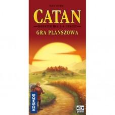 Catan - dodatek dla 5-6 gracza
