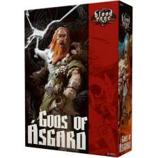 Blood Rage: Bogowie Asgardu (Goods of Asgard)