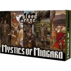 Blood Rage: Mistycy z Midgardu (Mystics of...