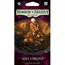 Horror w Arkham: Gra karciana - Serce starszych