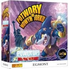 Potwory w Nowym Jorku: Power Up! Doładowanie