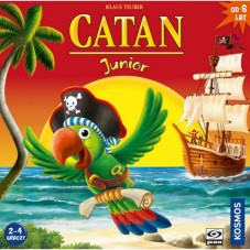 Catan (Osadnicy z Catanu) - Junior