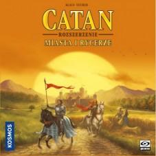 Catan (Osadnicy z catanu) - miasta i rycerze
