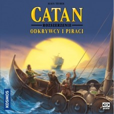Catan (Osadnicy z Catanu) - Odkrywcy i Piraci