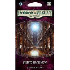 Horror w Arkham: Gra karciana - Miasto archiwów