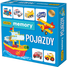POJAZDY - adamigo memory  + Gratis Audiobook do...