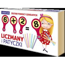 LICZMANY I PATYCZKI + Gratis Audiobook do wyboru