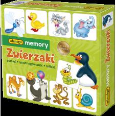 ZWIERZAKI - adamigo memory + Gratis Audiobook...