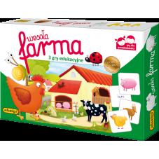 Wesoła farma + Gratis Audiobook do wyboru