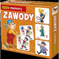 ZAWODY - adamigo memory + Gratis Audiobook do...