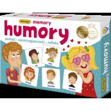 Gra memory - Humory + Gratis Audiobook do wyboru