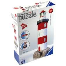 Puzzle 3D - Latarnia morska