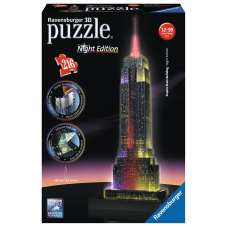 Puzzle 3D - Empire State Building Night Edition