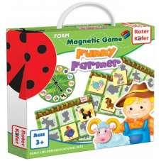 Magnetyczna gra Funny Farmer