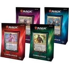 Magic: The Gathering - Commander 2018 Deck