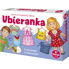 UBIERANKA + Gratis Audiobook do wyboru