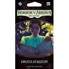 Horror w Arkham: Gra karciana - Zapłata za grzechy