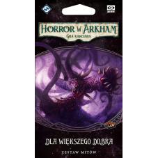 Horror w Arkham: Gra karciana - Dla większego...