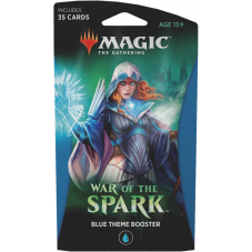 Magic The Gathering: War of the Spark - Blue...