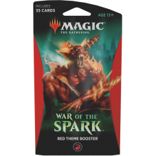 Magic The Gathering: War of the Spark - Red...