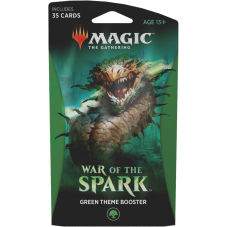 Magic The Gathering: War of the Spark - Green...