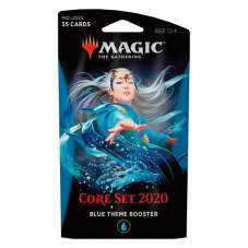 Magic The Gathering: Core Set 2020 - Blue Theme...