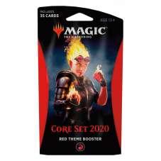 Magic The Gathering: Core Set 2020 - Red Theme...