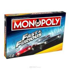 Monopoly Fast and Furious