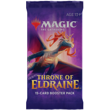 Magic The Gathering: Throne of Eldraine - Booster
