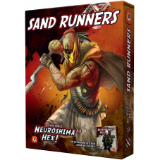 Neuroshima HEX: Sand Runners (edycja 3.0)
