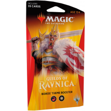 Magic The Gathering: Guilds of Ravnica - Boros...