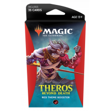 MTG:  Theros Beyond Death - Red Theme Booster