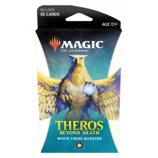 MTG:  Theros Beyond Death - White Theme Booster