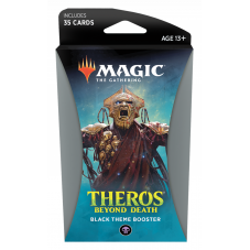 MTG:  Theros Beyond Death - Black Theme Booster