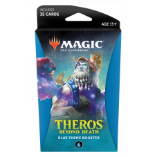 MTG:  Theros Beyond Death - Blue Theme Booster