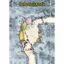 Sabotażysta - Piżama Party - Dodatkowa karta